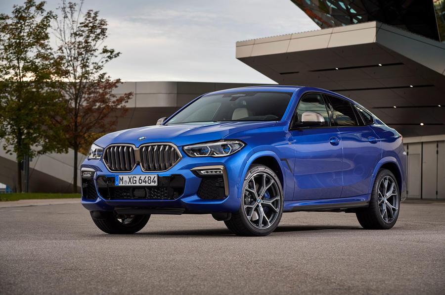 Xe BMW X6 Phiên Bản M50i 2021 Có Gì, Giá Bao Nhiêu, Màu Xanh