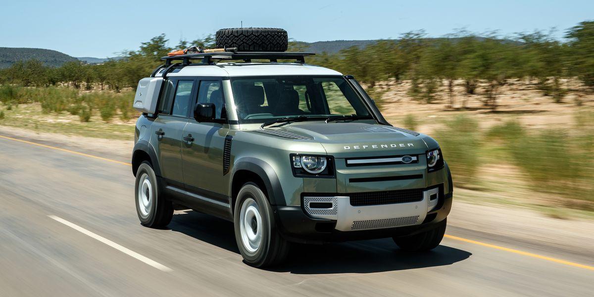 Land Rover Defender Đời 2021 Giá Bán Bao Nhiêu Tiền