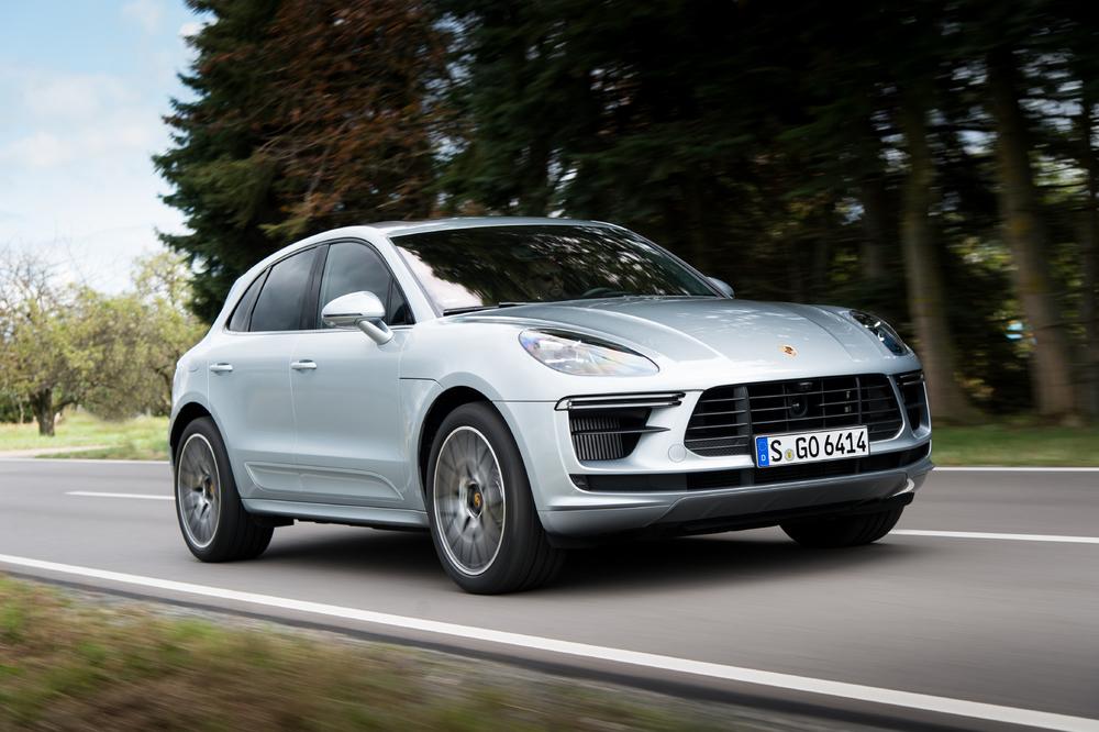 Giá Xe Porsche Macan, S, Turbo Phiên Bản 2021 Bao Nhiêu