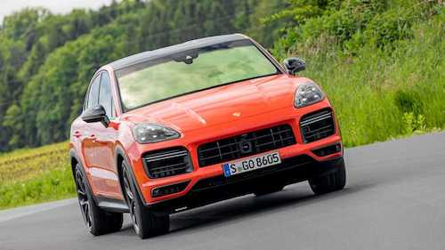 Mẫu Xe Porsche Cayenne Coupe Phiên Bản Thường 2021 Giá Bao Nhiêu