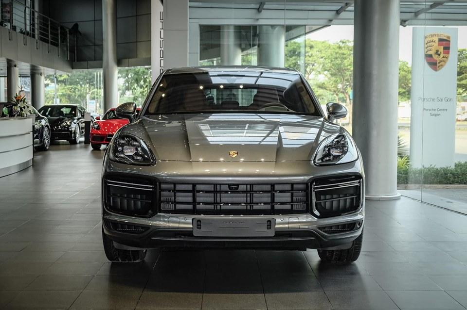Xe Porsche Cayenne Đời 2022 Phiên Bản Turbo V8 550 Mã Lực Giá Bao Nhiêu