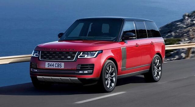 Xe Range Rover 2022 Có Giá Ban Bao Nhiêu