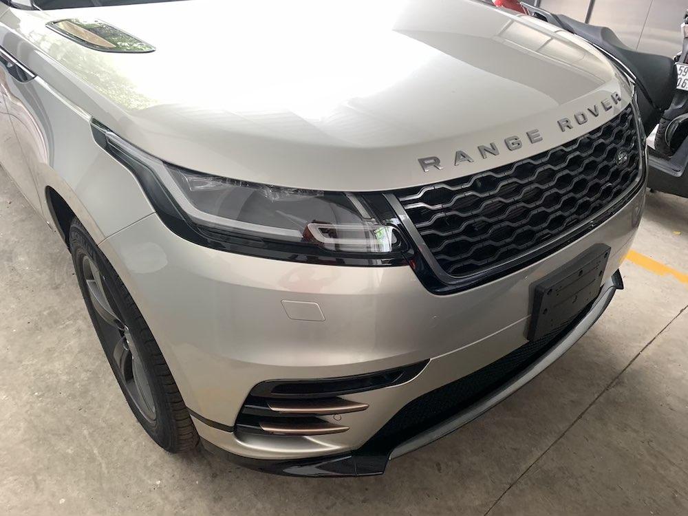 Giá Xe Range Rover Velar 2.0 Bản S, SE, HSE Đời 2021