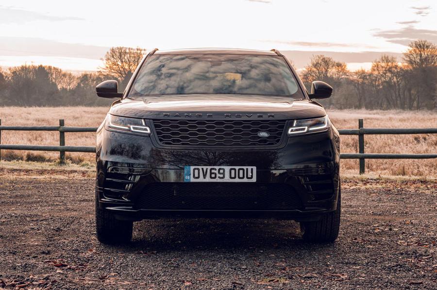 500 Xe Range Rover Velar gains R-Dynamic Black Limited Edition Màu Đen