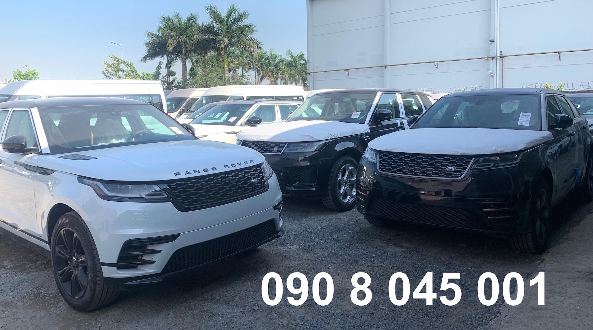 Range Rover Velar R-Dynamic HSE 2020 Đủ Màu trắng, đen, đỏ, xanh, xám