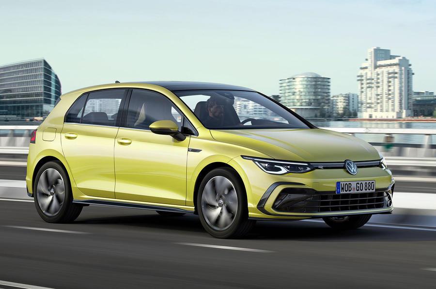 Xe 5 Cửa Volkswagen Golf 2020 Có Gì Mới
