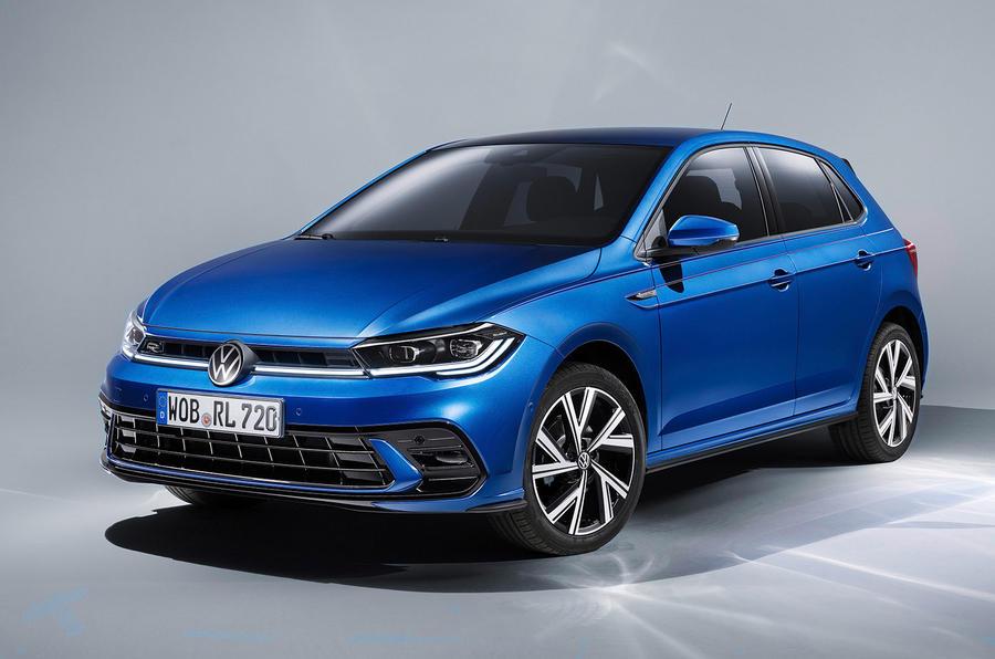 Xe 5 Chỗ SUV Volkswagen Polo Đời Mới 2022