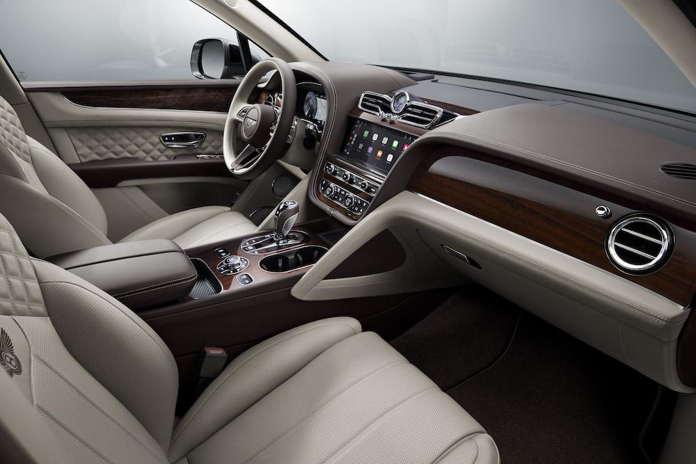 Bentley Bentayga SUV Phiên Bản 4.0 v8 2021 Có Gì Mới, Giá bán bao nhiêu