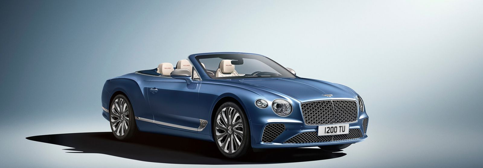 NEW CONTINENTAL GT MULLINER CONVERTIBLE: DEFINING OPEN TOP LUXURY