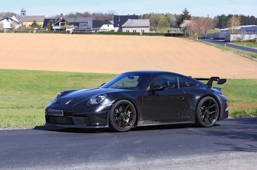 2021 New Porsche 911 GT3 First Look, Price ? The Speedster, a swansong for the 991 generation of the 911 priced from £211,599, uses the same powertrain as the outgoing GT3 but receives a host of updates.