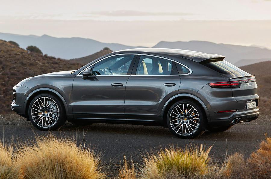 Mẫu Xe Porsche Cayenne Coupe Phiên Bản Thường 2020 Giá Bao Nhiêu