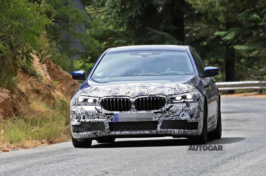 BMW 5 Series Phiên Bản Facelift Nâng Cấp Giữa Vòng Đời 2020 Chuẩn Bị Ra Mắt