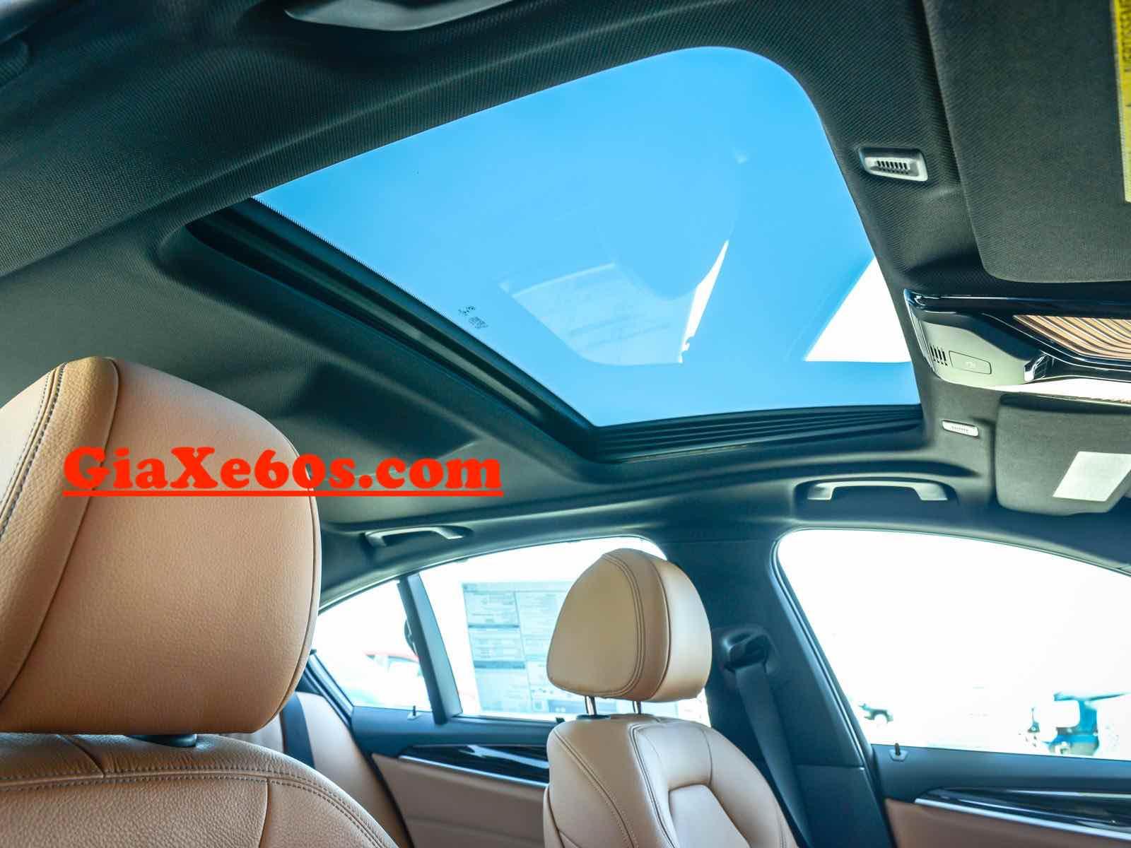 GIÁ XE BMW 5 SERIES 530i ĐỜI MỚI NHẤT MODEL 2019 TẠI VIỆT NAM