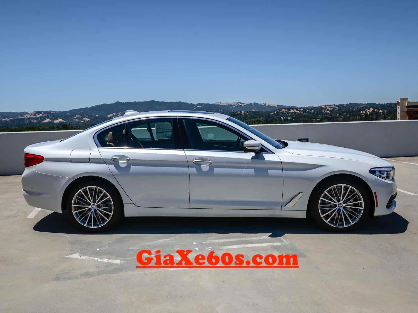 GIÁ XE BMW 5 SERIES 530i ĐỜI MỚI NHẤT MODEL 2018 và doi 2019 TẠI VIỆT NAM