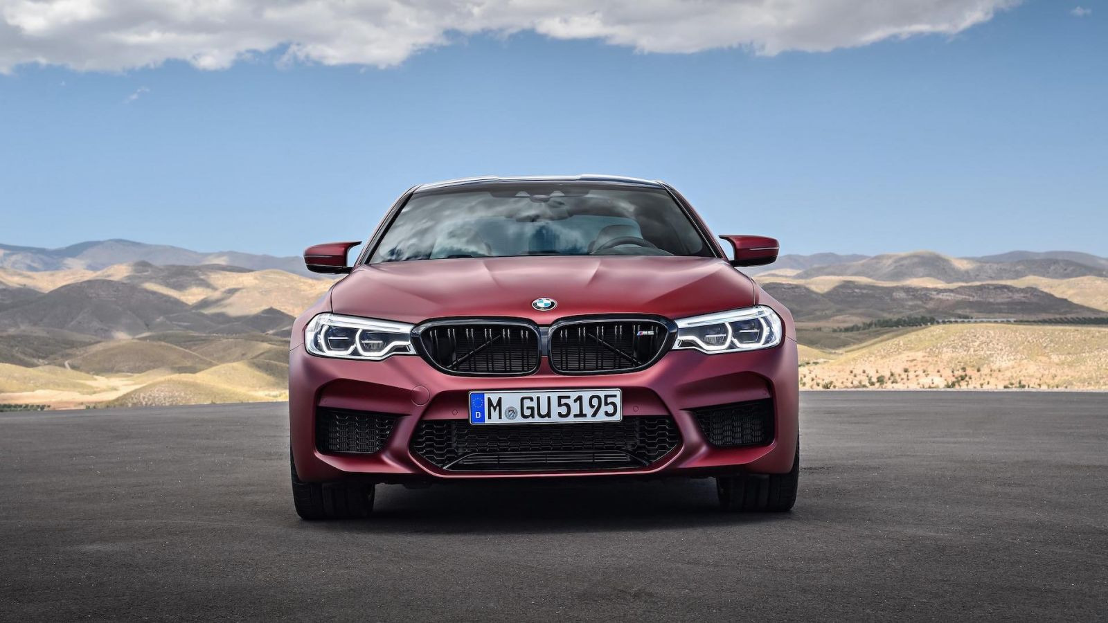 GIÁ XE BMW M5 600 MÃ LỰC KHI VỀ VIỆT NAM BAO NHIÊU