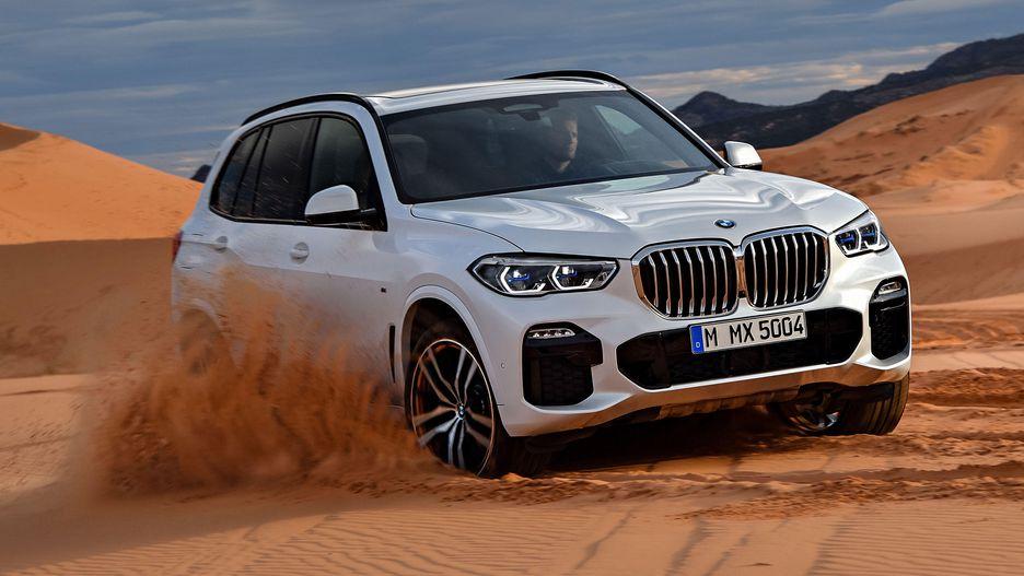 Vận hành của BMW X6 rất nhaỵ bén hơn cả X5