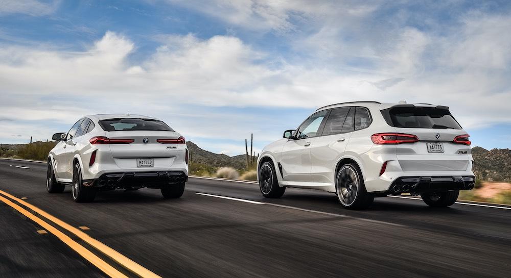 Chiếc Xe 5 Chỗ Coupe SUV BMW X5M Và X6M Khác Gì X5 X6 M Competition Đời Mới Model 2020, Thông Số Kỹ Thuật Chi Tiết Các Option và hệ thống lẫn kích thước khoang nội thất, Tổng thể không khác, nhưng khác chi ti�