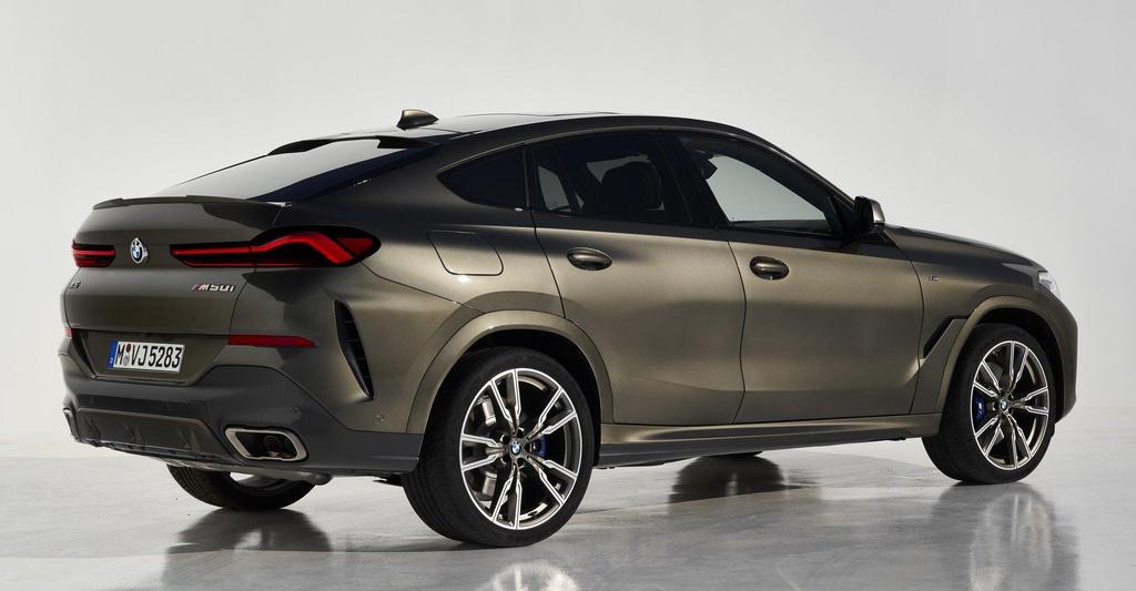 Mẫu Xe 5 Chỗ BMW X6 3.0L Đời 2020 Tại Việt Nam Giá Bán 4,7 Tỷ Có Gì Mới So Với Thế Hệ Cũ Và Các Đối Thủ 5 Chỗ Coupe Cùng Phân khúc khác như Audi Q8, Porsche Cayenne Và Mercedes GLE =