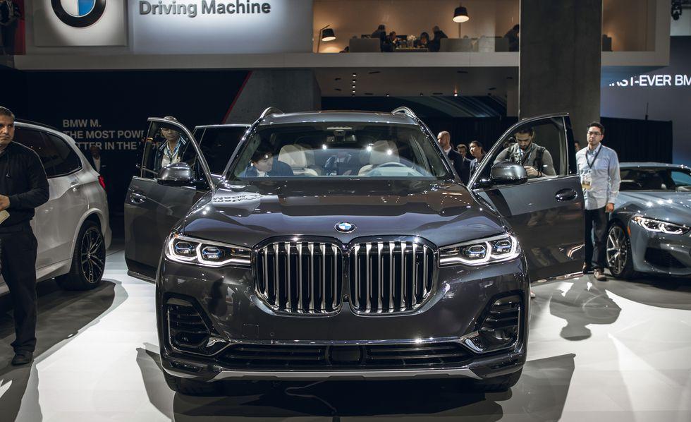 THÔNG SỐ KỸ THUẬT, Giá XE BMW X7 7 CHỖ ĐỜI MỚI NHẤT TẠI VIỆT NAM 2019