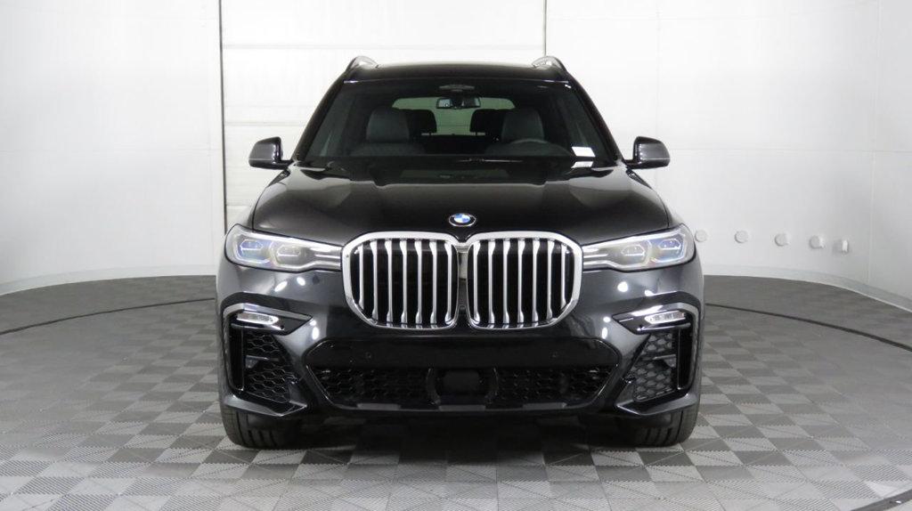 Xe BMW X7 XDriver40i Màu Đen Hoàn Toàn Mới Model 2020 Giá Bao Nhiêu