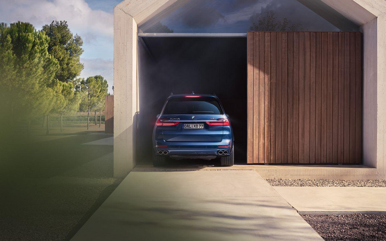 BMW X7 Có Phiên Bản Cao Cấp Alpina XB7 Giá Bán $141,300 | ngoại thất màu xanh quảng cáo