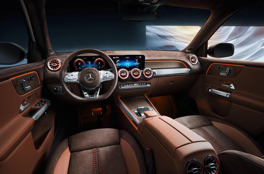 Mẫu Xe 7 Chỗ Nhỏ GLB Đàn Em GLC Đối Thủ Audi Q3 Và BMW X2 Giá Bao Nhiêu