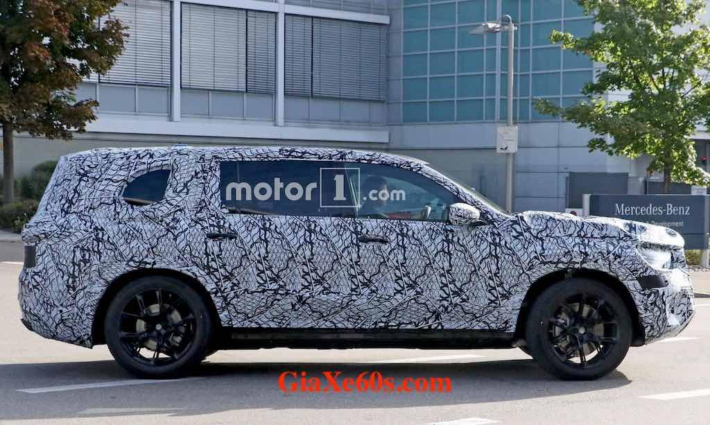 Mercedes GLS 7 Chỗ Phiên Bản Mới 2020 Ra Mắt Năm 2019 Sẽ Có Gì Mới, GLS Có mấy bản, Xe Có Rộng Hơn Bản Cũ không, GLS 400, GLS 500 Có gì khác nhau