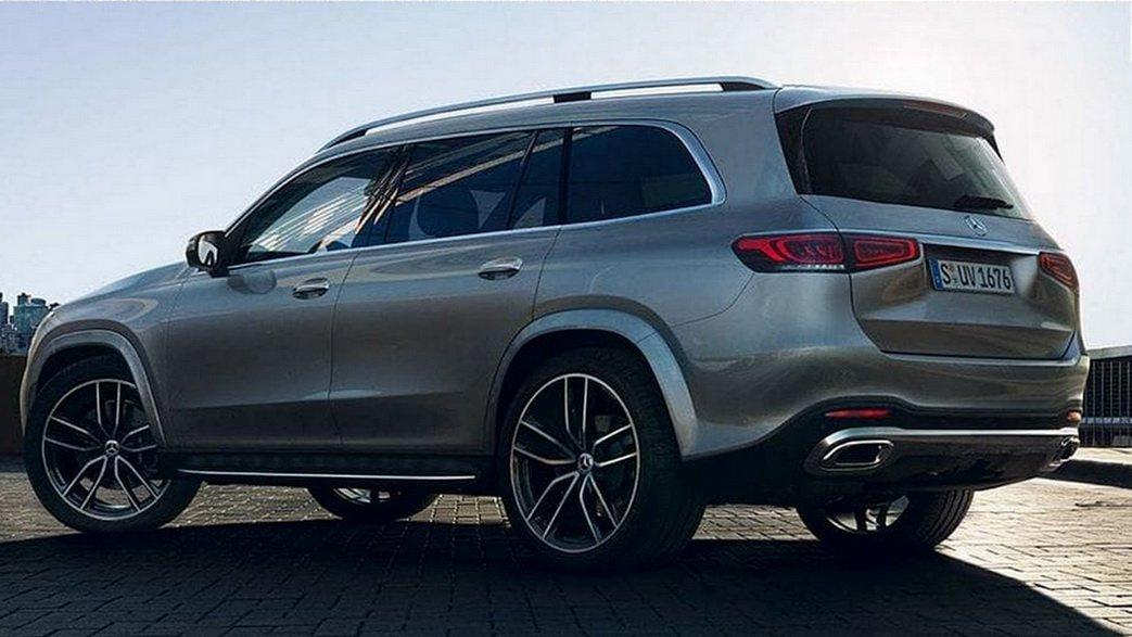 New Mercedes-Benz GLS Model 2020 Ra Mắt Có Gì Mới, 7 SUV nhập khẩu có giá bao nhiêu tiền, New Mercedes-Benz GLS Model 2020 Ra Mắt Có Gì Mới Để BMW X7 Sợ hãi