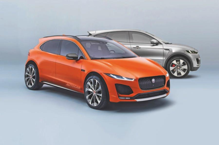 xe Jaguar nhỏ gầm cao 5 chỗ ra mắt từ năm 2021 có gì đặc biệt