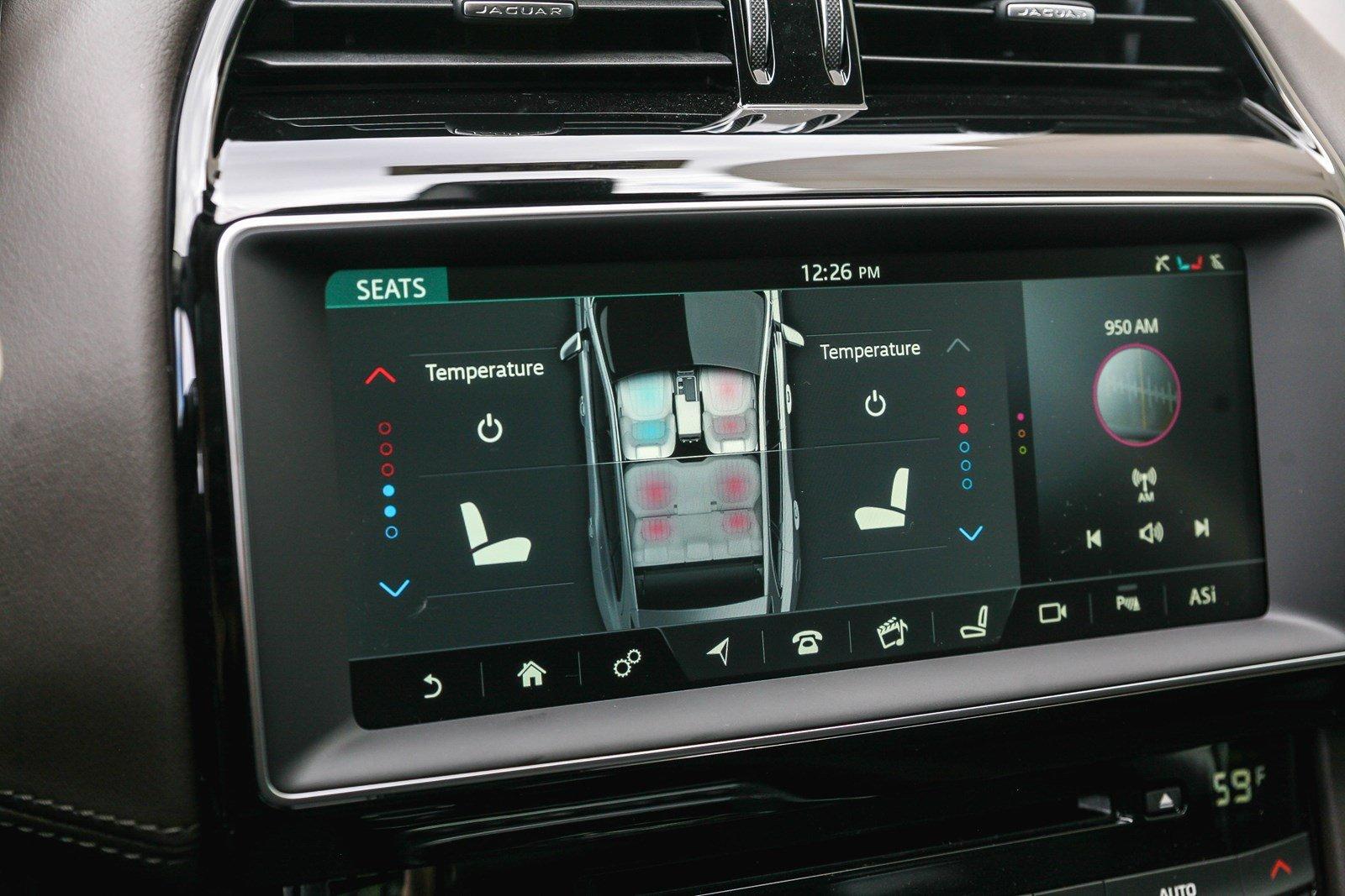 Xe Jaguar F-Pace 2.0 Phiên Bản 300 Mã Lực Màu Silicon Silver Bạc Ánh Kim Đời Mới 2019, New SUV F-Pace 2020 Si4 300hp bao nhiêu tiền khi về Việt Nam