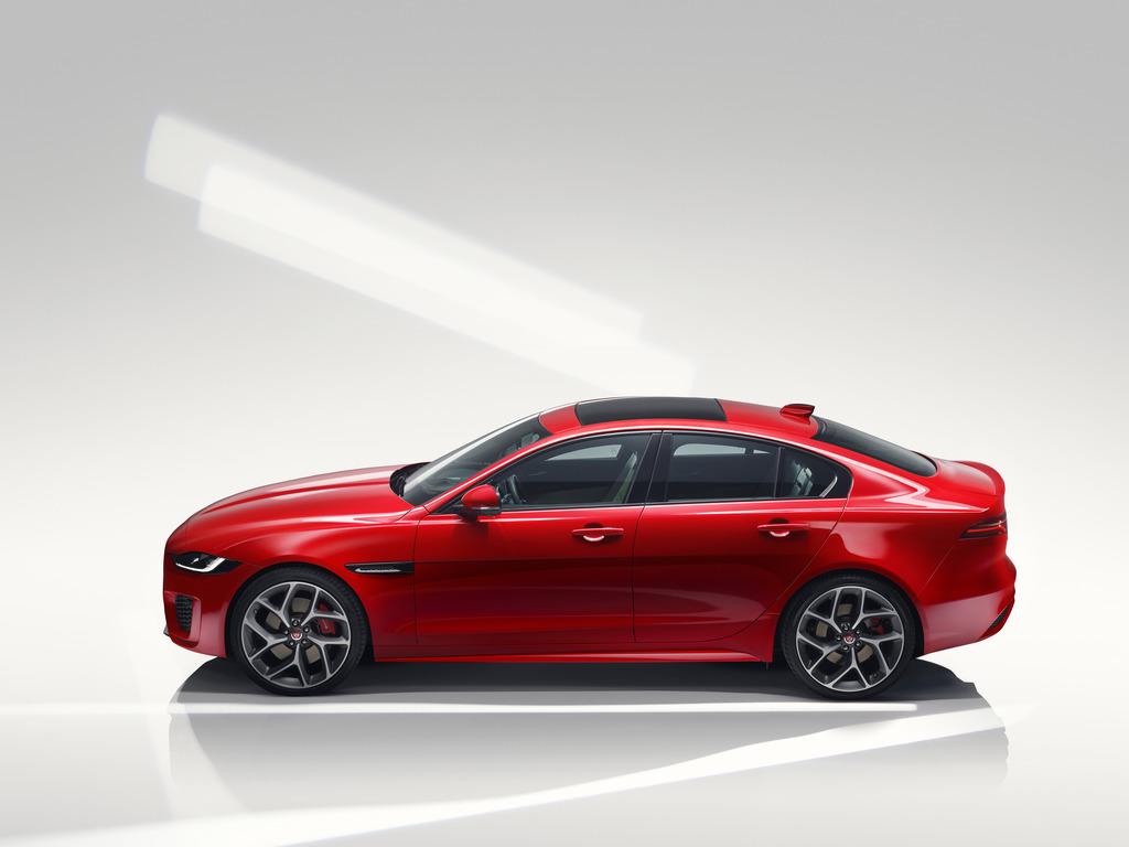 Sau Bản Nâng Cấp Jaguar XE Thì XF Và SUV F-Pace 2020 Sẽ Thay Đổi