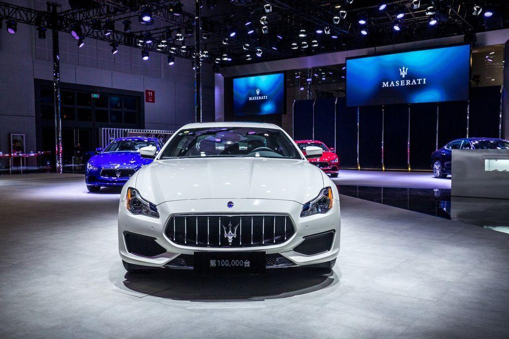 Mẫu Xe Maserati Của Nước Nào Sản Xuất Giá Bao Nhiêu Tiền