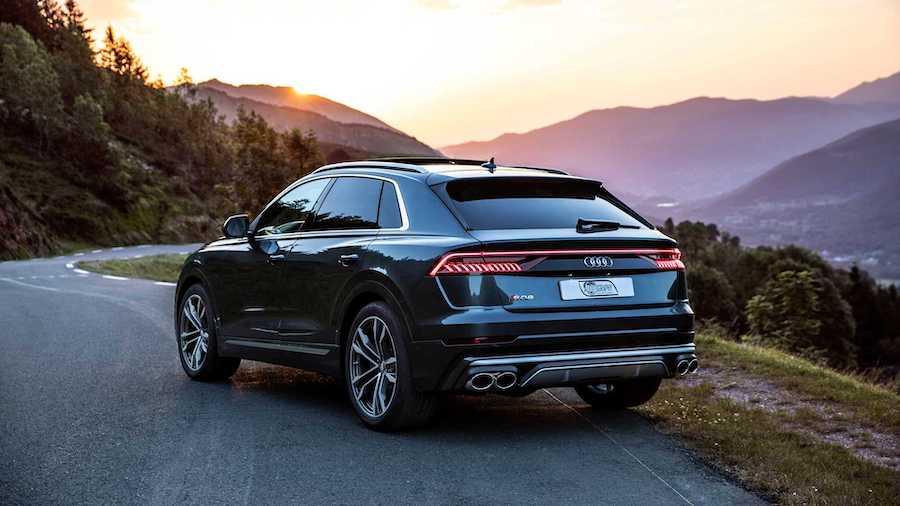 Giá Xe 5 Chỗ Audi S Q8 2020 Bao Nhiêu Nếu Về Việt Nam, Giữa Audi Q8, SQ8 và RS Q8 có gì khách nhau, có giống với BMW X6, X6 M và X6 M Competion hay không