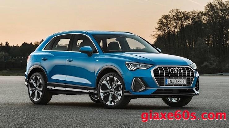 Xe Audi Q3 đời Mới Model 2019