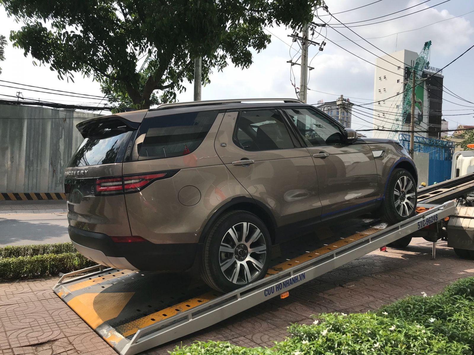 Giá Xe Range Rover 7 Chỗ Discovery Bản Cao Cấp HSE Luxury Màu Nâu 2018 - 2019 Bao nhiêu tiền bán tại Việt Nam, Xe Se, HSE, Xe Nhập, Xe Cũ ,Xe mới, Xe màu nào đẹp
