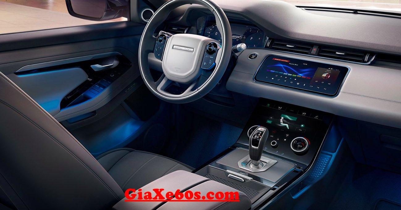 Mẫu Xe 5 Chỗ Range Rover Evoque Đời Mới 2019 Model 2020 Ra Mắt Có Gì Mới, Evoque HSE và Se