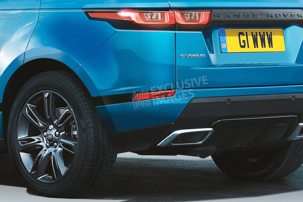 Sự Khác Biệt Giữa Xe Range Rover Evoque HSE Đời 2019 Và Model 2020
