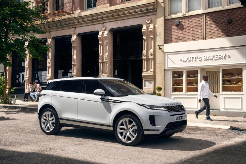 Range Rover Evoque Mới Có Mấy Phiên Bản Giá Bao Nhiêu Khi Ra Mắt Việt Nam 2020