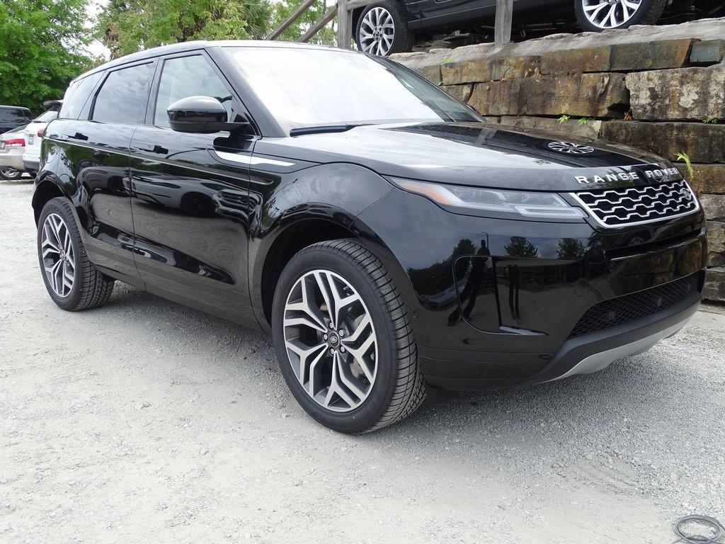 xe range rover evoque đời mới model 2020 màu đen