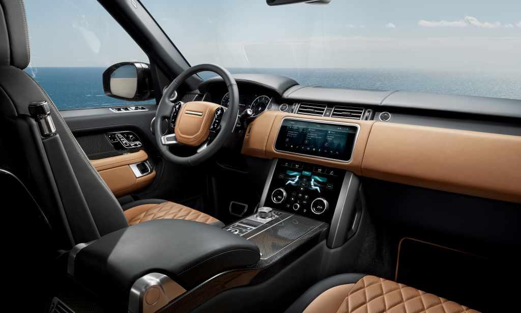 XE RANGE ROVER SVAUTOBIOGRAPHY 2022 ULTIMATE EDITIONS BẢN GIỚI HẠN, Range Rover SVAutobiography Phiên bản cuối cùng mới từ SV Bespoke mang đến sự sang trọng phù hợp với đỉnh cao của gia đình Land Rover