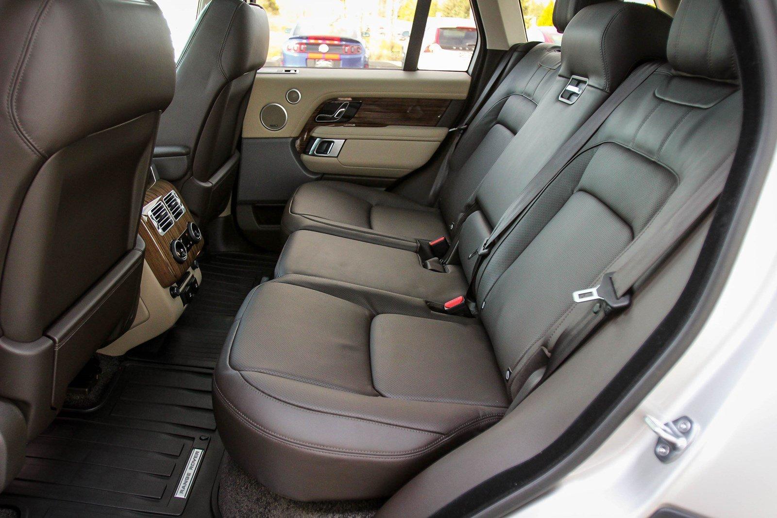 Xe Range Rover HSE Đời 2018 Và 2019 Khác Nhau Về Giá Và Option, Những điểm khác biệt giữa 2 model của mẫu xe Landrover