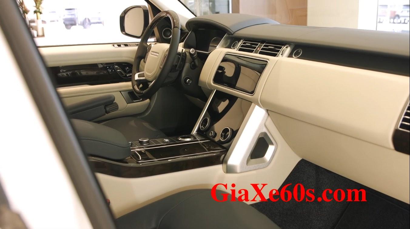 Giá Xe Range Rover 2019 Phiên Bản HSE Màu Trắng Bao Nhiêu Tại Viêt Nam, Mẫu Range Rover Vogue, Range Rover SVAutobiography loại 4 ghế đắt nhất, xe nhập khẩu từ nước nào, màu nào là màu đep nhất