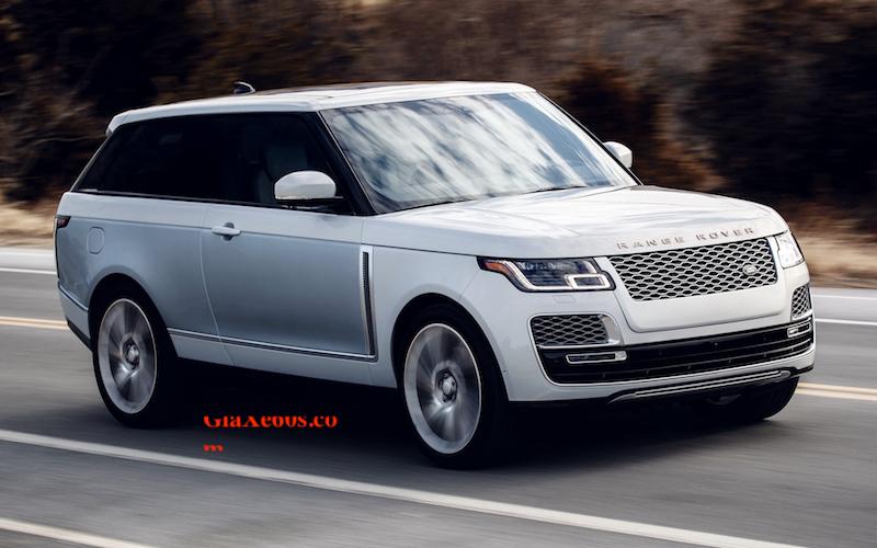 Range Rover SV Autobiography Coupe: Xe Màu Bạc Dòng 2 Cửa mạnh nhất 575 mã lực