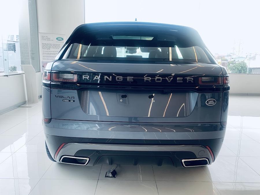 Màu xanh byron Blue xanh da trời Mẫu Xe Range Rover Velar 2.0 Và Gía Bán Đời Mới Nhất 2019 Tại Việt Nam
