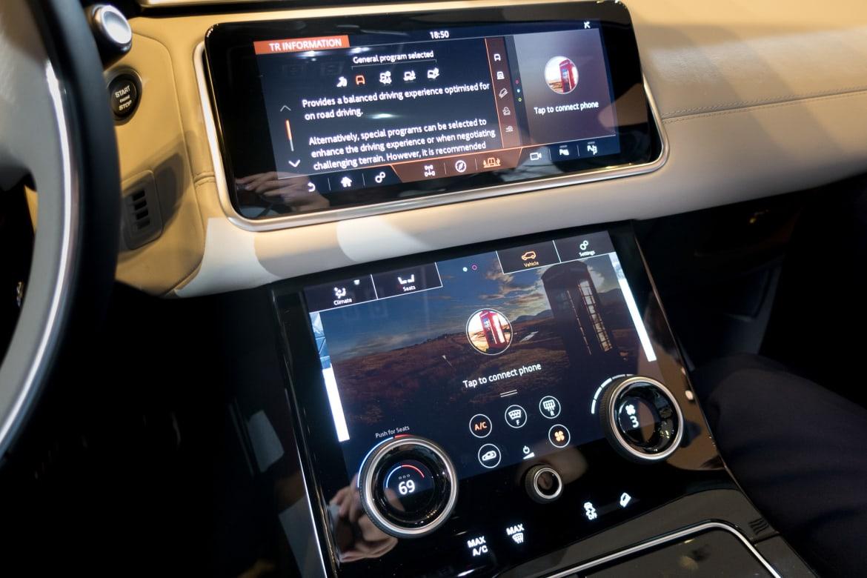 Giá Xe Range Rover Velar 2.0 màu Aruba Bản Rẻ Nhất Đời 2020 Bao nhiêu Tiền sau lăn bánh bao gồm các chi phí biển số, xe range rover màu nao đẹp, giá bao  duong co dăt ko