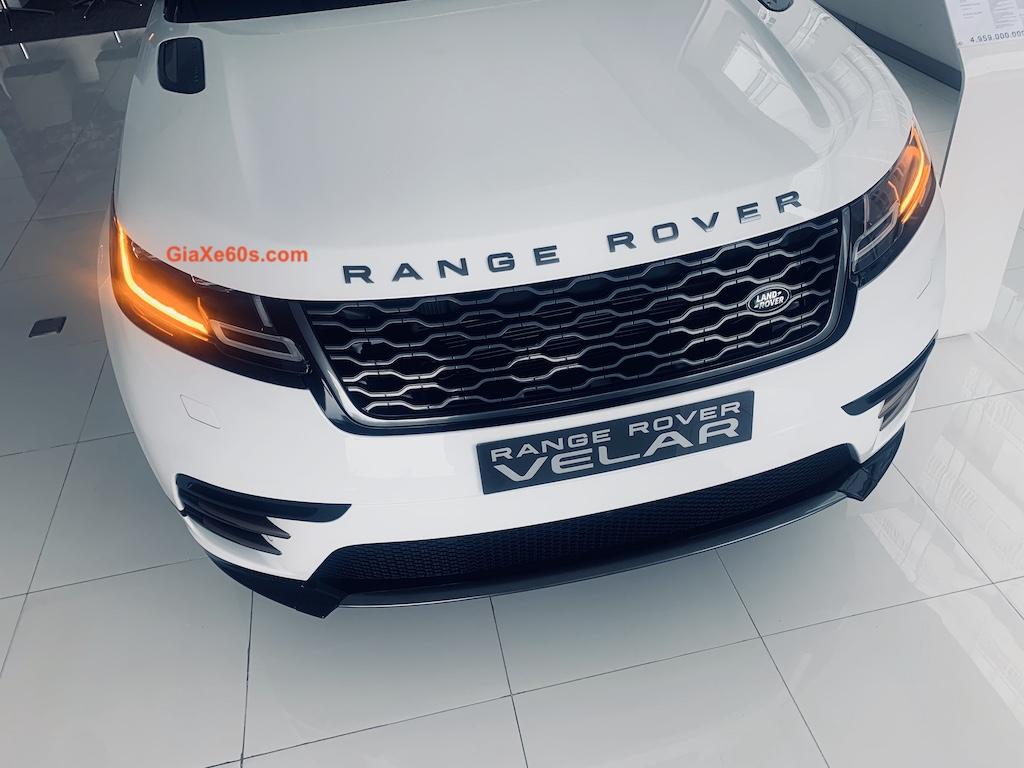 Range Rover Velar Dưới 4 Tỷ Đồng Trang Bị Đèn Matrix LED đẹp không thể cưỡng lại được,