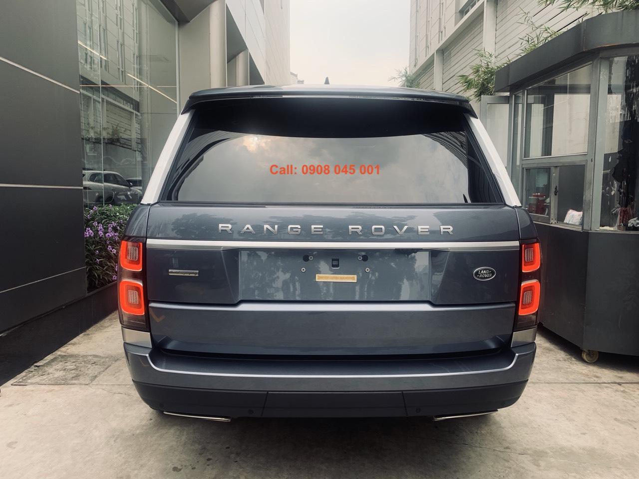 Range Rover Autobiography LWB 2020 Có Gì Mới, Xe SUV 5 chỗ nhập khẩu chính hãng từ anh quốc về Việt Nam có giá bán bao nhiêu tiền, xe bản cao cấp nhất có bàn làm việc