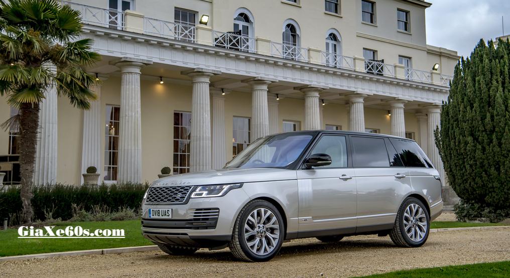 Mẫu Xe Cao Cấp Land Rover Range Rover Autobiography phiên bản trục cơ sở dài LWB Model Year 2020 có màu ánh kim đẹp nhất là Aruba vàng cát.