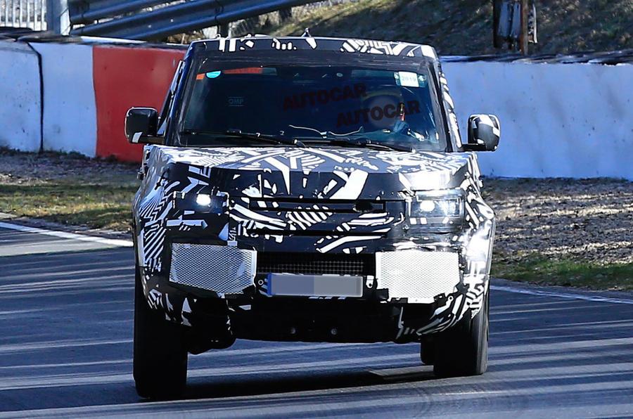 Xe Land rover defender 2020 hoàn toàn mới