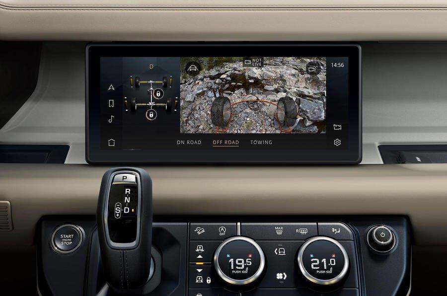 Land Rover Defender Phiên Bản Hoàn Toàn Mới 2020 Ra Mắt